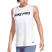 Nike Women's Pro Intertwist Muscle Tank Top