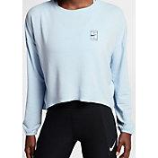 Nike Women's Court Long Sleeve Tennis Shirt