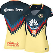 Nike Women's Club America Breathe Replica Home Stadium Jersey