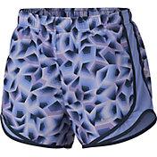 Nike Women's Dry Tempo Geo Glow Running Shorts