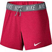 Nike Women's 5'' Heatherized Attack Shorts