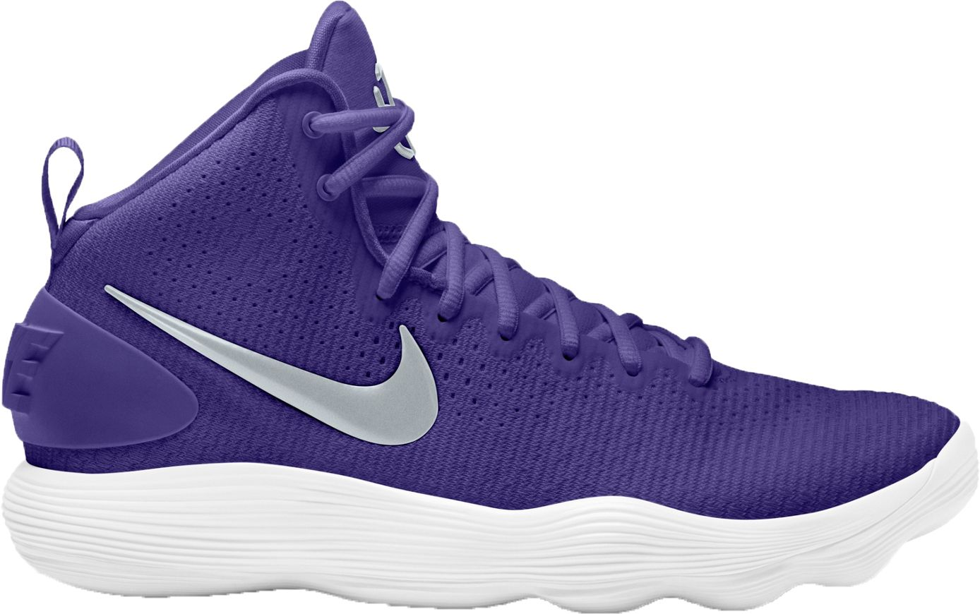 Product Image � Nike Women\u0027s React Hyperdunk 2017 Basketball Shoes. Navy;  Purple; Red; Royal Blue; White ...