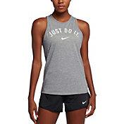 Nike Women's Just Do It Graphic Tomboy Tank Top