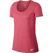 Nike Women's Legend Scoop Veneer T-Shirt