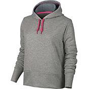 Nike Women's Dry Small Logo Hoodie