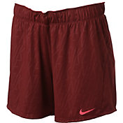Nike Women's Embossed Graphic Attack Shorts