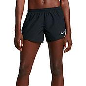Nike Women's 3'' Modern Embossed Printed Tempo Core Running Shorts