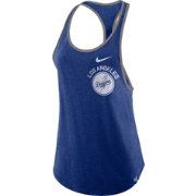 Nike Women's Los Angeles Dodgers Tri-Blend Tank Top