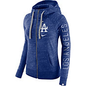 Nike Women's Los Angeles Dodgers Vintage Full-Zip Hoodie
