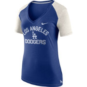 Nike Women's Los Angeles Dodgers Fan V-Neck Shirt