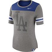 Nike Women's Los Angeles Dodgers Modern Fan Shirt