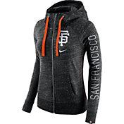 Nike Women's San Francisco Giants Vintage Full-Zip Hoodie