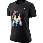 Nike Women's Miami Marlins Dri-FIT T-Shirt