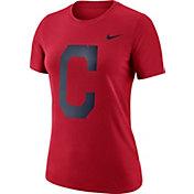 Nike Women's Cleveland Indians Dri-FIT T-Shirt