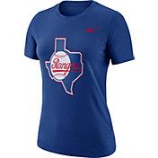 Nike Women's Texas Rangers Dri-FIT T-Shirt