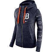 Nike Women's Detroit Tigers Vintage Full-Zip Hoodie