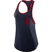 Nike Women's Minnesota Twins Tri-Blend Tank Top