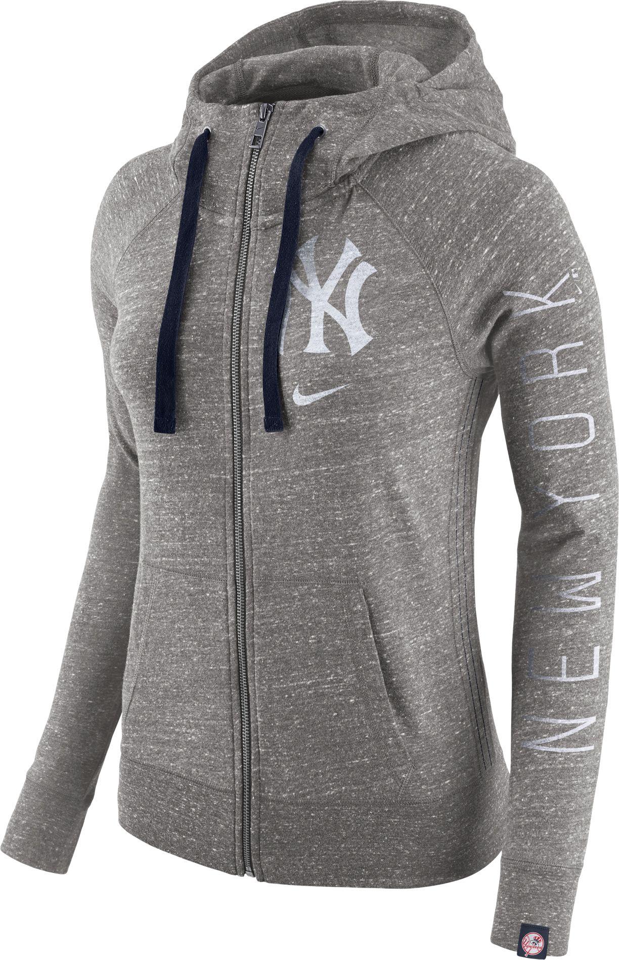 on sale b6b51 5622b Shoptagr | Nike Women's New York Yankees Vintage Full Zip ...