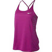 Nike Women's Dry Miler Graphic Running Tank Top