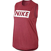 Nike Women's Plus Size Dry Training Tank Top