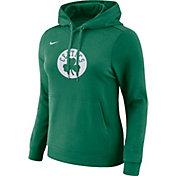 Nike Women's Boston Celtics Kelly Green Hoodie