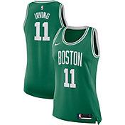 Nike Women's Boston Celtics Kyrie Irving #11 Kelly Green Dri-FIT Swingman Jersey