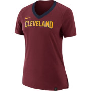 Nike Women's Cleveland Cavaliers Fan V-Neck T-Shirt