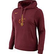 Nike Women's Cleveland Cavaliers Burgundy Hoodie