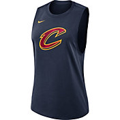 Nike Women's Cleveland Cavaliers Dri-FIT Navy Tank Top