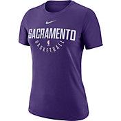 Nike Women's Sacramento Kings Dri-FIT Purple Practice T-Shirt