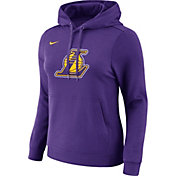 Nike Women's Los Angeles Lakers Purple Hoodie