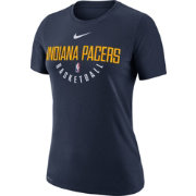 Nike Women's Indiana Pacers Dri-FIT Navy Practice T-Shirt