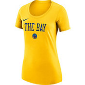 Nike Women's Golden State Warriors Dri-FIT City Edition Logo T-Shirt