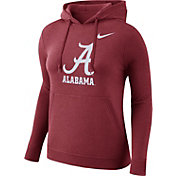 Nike Women's Alabama Crimson Tide Crimson Club Pullover Hoodie