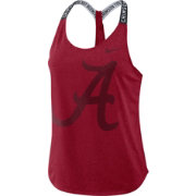 Nike Women's Alabama Crimson Tide Crimson Dri-FIT Elastika Tank Top