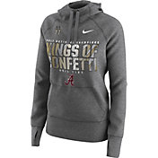 Nike Women's 2017 National Champions Locker Room Alabama Crimson Tide Performance Hoodie