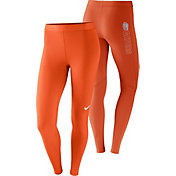 Nike Women's Florida Gators Orange Pro Tights