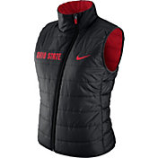 Nike Women's Ohio State Buckeyes Black Reversible Vest