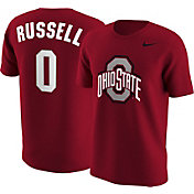 Nike Men's Ohio State Buckeyes D'Angelo Russell #0 Scarlet Future Star Replica Basketball Jersey T-Shirt