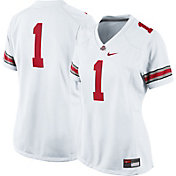 Nike Women's Ohio State Buckeyes #1 Game Football Jersey