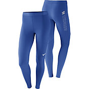 Nike Women's Kentucky Wildcats Blue Pro Tights