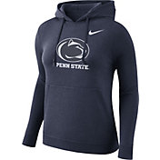 Nike Women's Penn State Nittany Lions Blue Club Pullover Hoodie