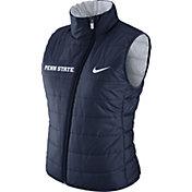 Nike Women's Penn State Nittany Lions Blue Reversible Vest