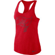 Nike Women's Tampa Bay Buccaneers Dri-FIT Performance Red Tank Top
