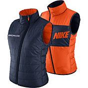 Nike Women's Denver Broncos Sideline 2017 Reversible Navy Vest