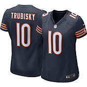 Nike Women's Home Game Jersey Chicago Bears Mitchell Trubisky #10