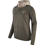 Nike Women's Cleveland Browns Salute to Service 2017 Therma-FIT Performance Hoodie