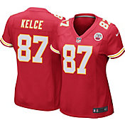 Nike Women's Home Game Jersey Kansas City Chiefs Travis Kelce #87