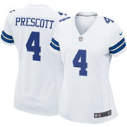 Nike Women's Away Limited Jersey Dallas Cowboys Dak Prescott #4