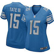 Nike Women's Home Game Jersey Detroit Lions Golden Tate #15